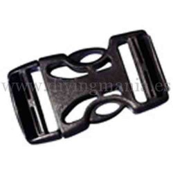 Outlet Bayonet Quick Release Buckle