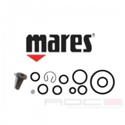 Maintenance Kit Mares 12ST DIN Nitril