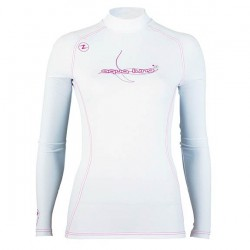 Aqualung Pink Vanilla Rash Guard