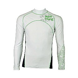 Rashguard Aqualung Green Fury