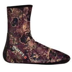 Liquidacion ESCARPIN CAMO BROWN 3MM MARES